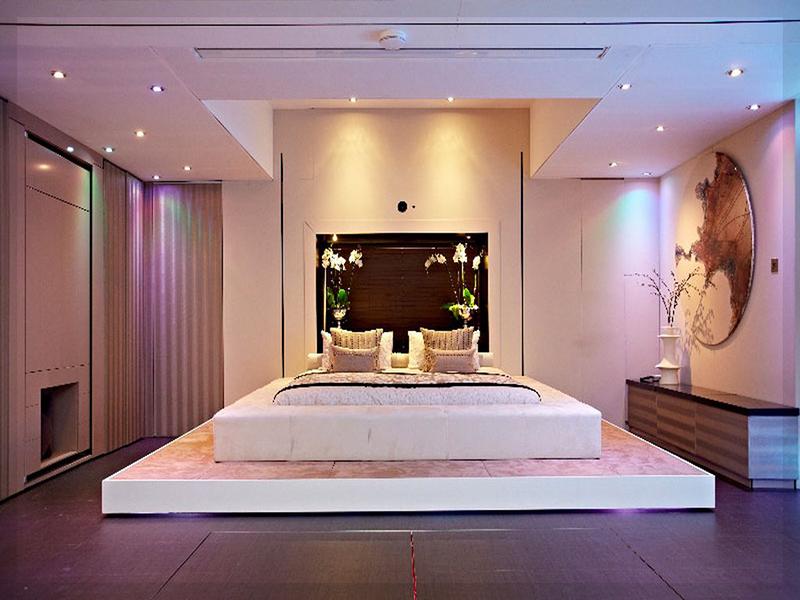 Kích thước diện tích phòng ngủ tối thiểu là bao nhiêu m2 thì hợp lý