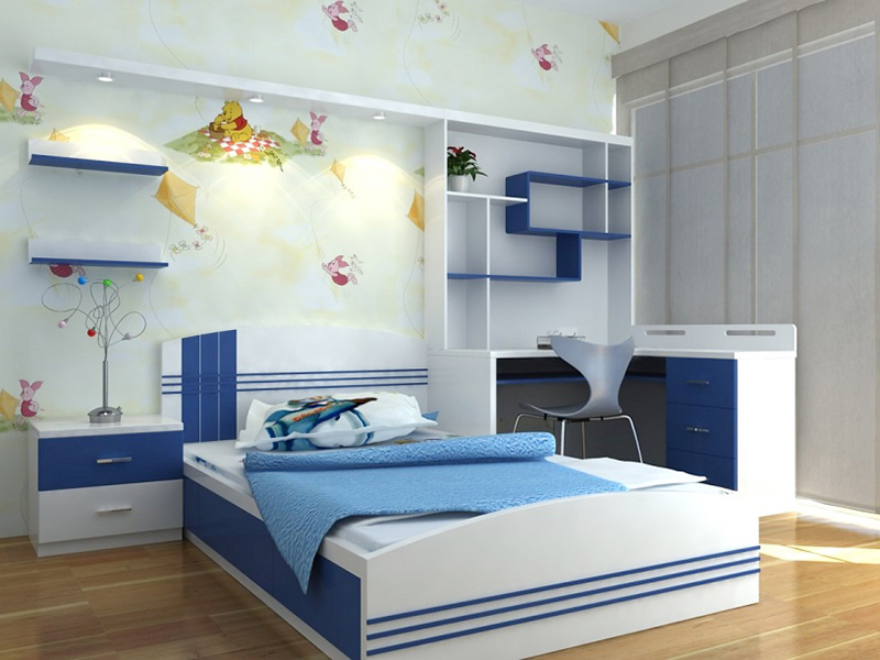 Diện tích phòng ngủ tối thiểu là bao nhiêu - phòng ngủ 15m2