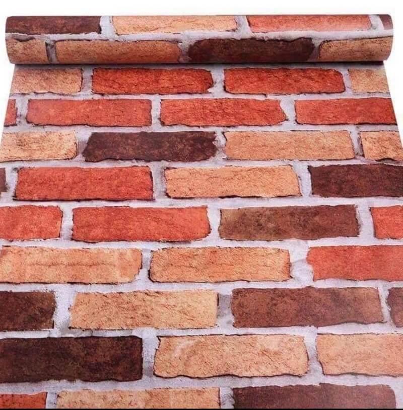giấy dán tường xốp