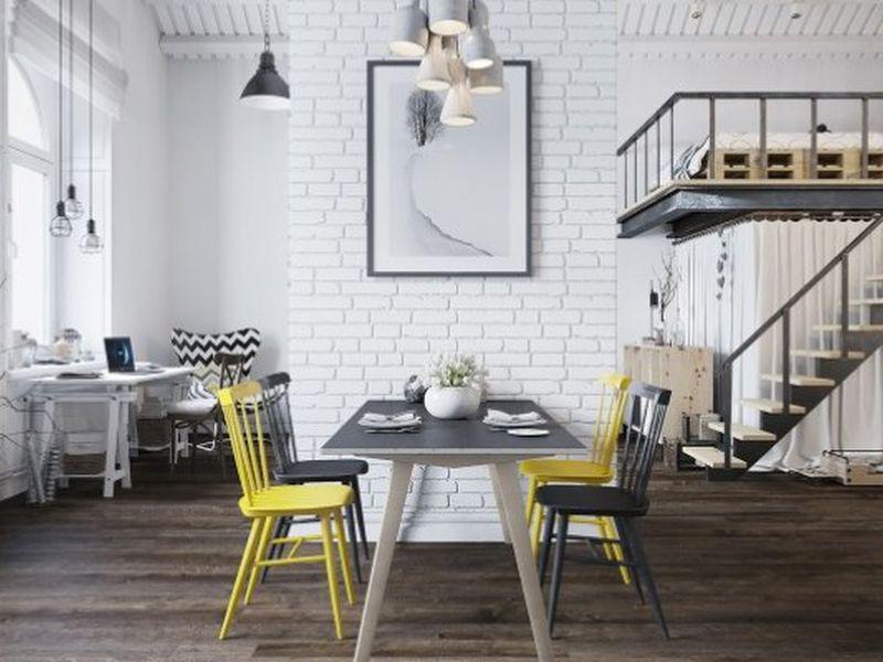thiết kế căn hộ chung cư có tầng lửng 6