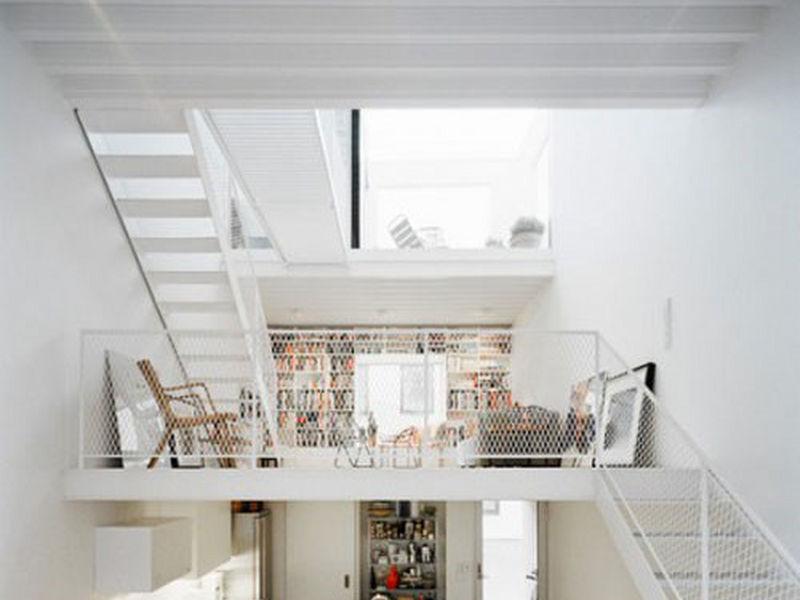 thiết kế căn hộ chung cư có tầng lửng 9