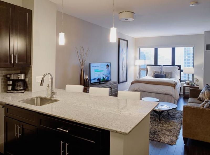 Thiết kế căn hộ studio đẹp nhất tại hà nội